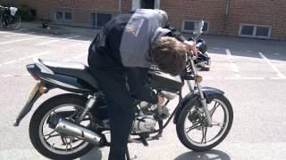видео урок по замене поршневой на четырехтактном скутере