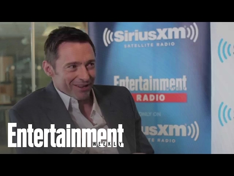 Hugh Jackman Gives An Exclusive Wolverine Update