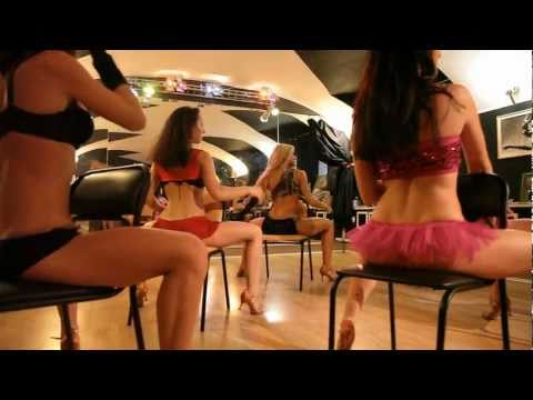 "GO-GO dance with Julia  ""Burlesque"""