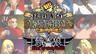 Friday Night Fisticuffs - Garou: Mark of the Wolves