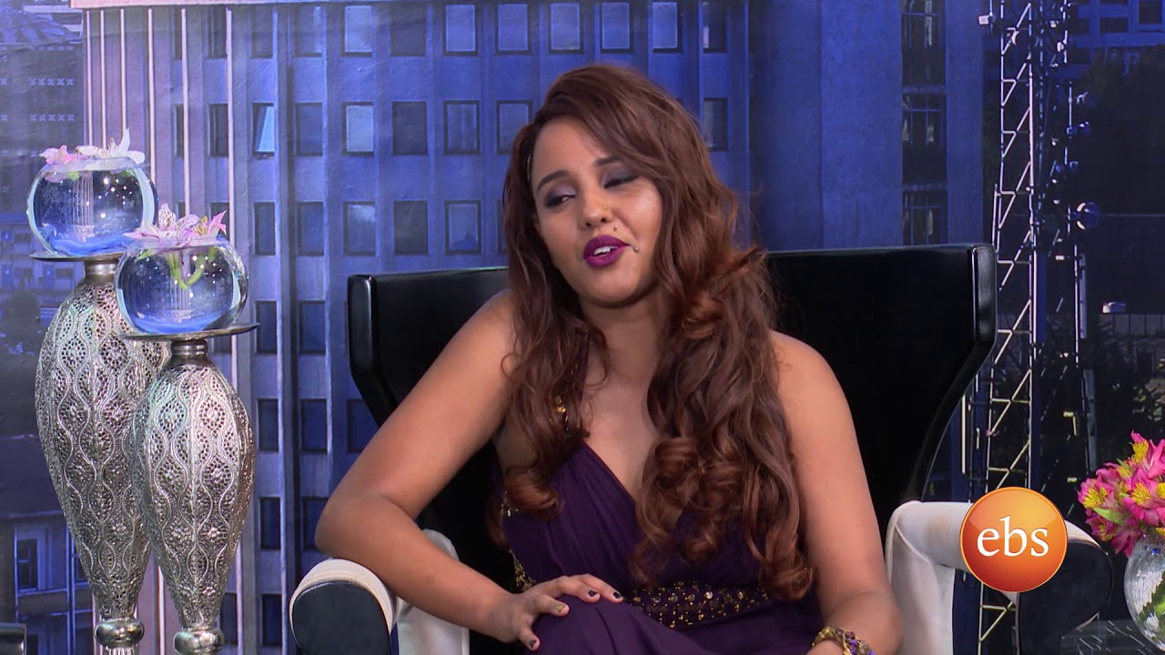 Sunday with EBS:  Talk With Singer Halima Abdurahman - ቆይታ ከዘፋኝ ሃሊማ መሃመድ ጋር
