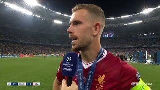 Jordan Henderson defends Loris Karius after Champions League final defeat to Real Madrid