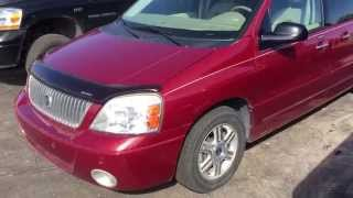 2004 Mercury Monterey Quick Tour / Overview