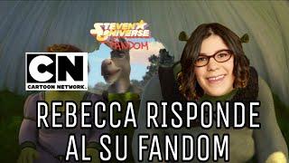 Rebecca Sugar risponde al SU Fandom |PARODIA|