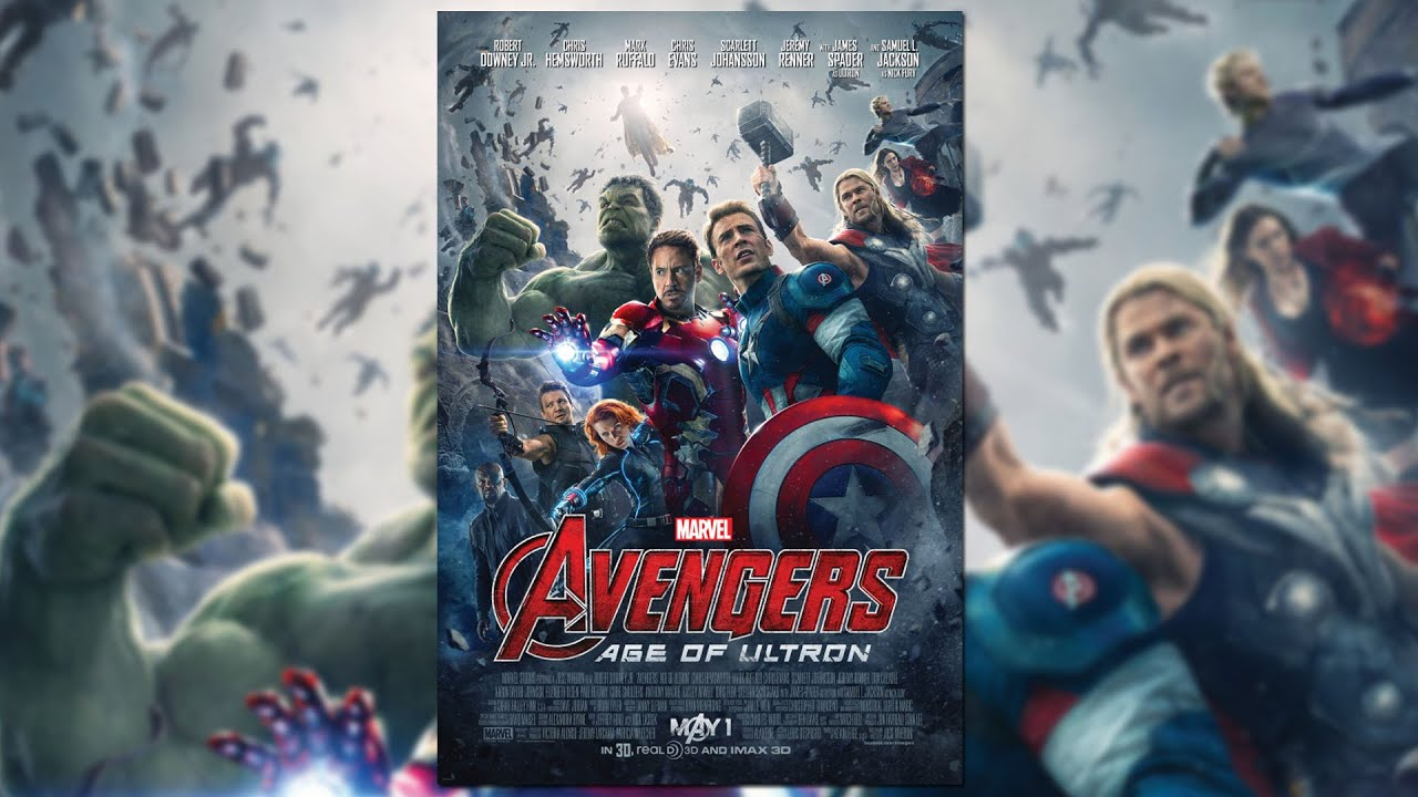 New Avengers Age of Ultron
