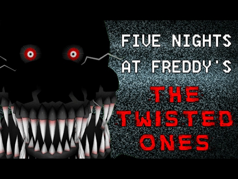 TOY FREDDY REACTS TO: Five Nights at Freddy's - The Twisted Ones
