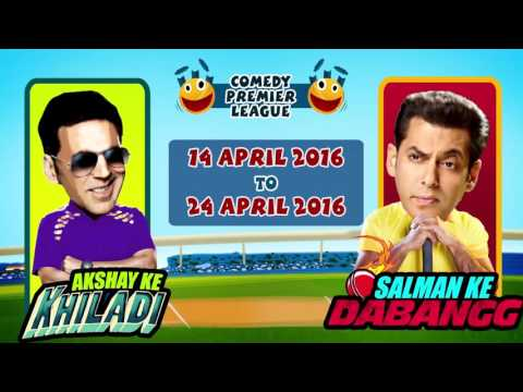 Comedy Premier League | Contest Details | Indian Comedy