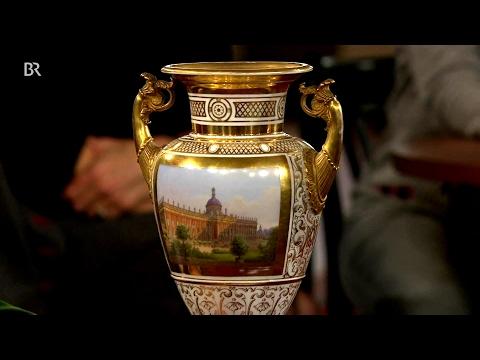 """Souvenir aus Sanssouci: """"Vase Berlin"""" (Kunst & Krempel, BR)"""