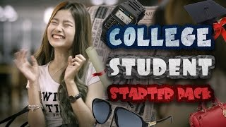 Types Of College Students