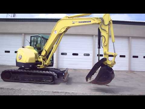 For Sale Yanmar ViO75