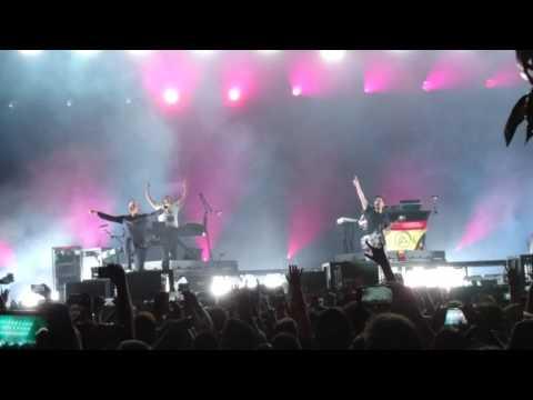 [4K] Linkin Park - One Step Closer @ Download Madrid 2017