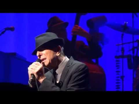 Leonard Cohen, Show Me The Place - Oakdale Theatre, Wallingford, CT 4.2.2013