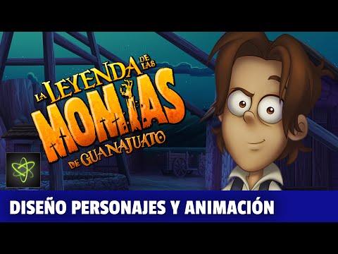 La Leyenda de las Momias de Guanajuato Making Of Animación