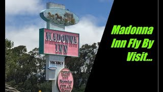 Madonna Inn Hotel and Spa Tour and Review, San Luis Obispo in an HC1