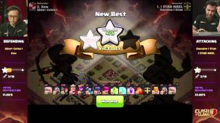 Clan War Finals: Sweden 1 Star vs. Glory China I