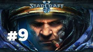 StarCraft 2 - Зов Джунглей - Часть 9 - Эксперт - Прохождение Кампании Wings of Liberty