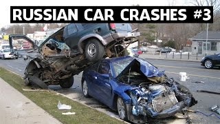 The ULTIMATE Russian Car Crash COMPILATION #3 - [2015]