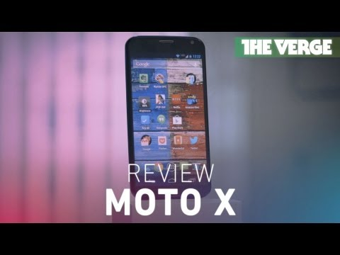 Moto X hands-on review