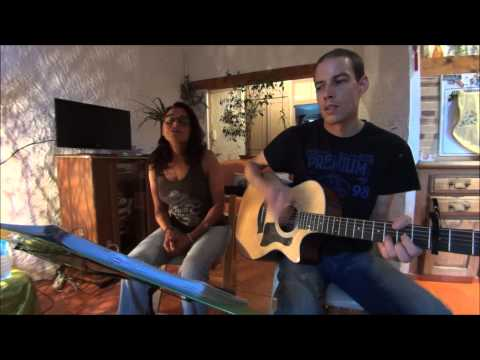 Coldplay & Michael Stipe - In The Sun - Acoustic Cover