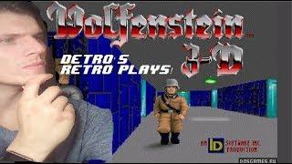 Wolfenstein 3D - Detro's Retro Plays!