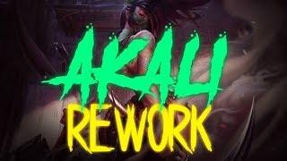 Akali aus Ninjagakure?!?! Akali Rework!