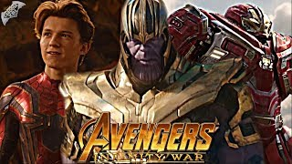 Avengers: Infinity War - Trailer 2 Breakdown and Things You Missed!