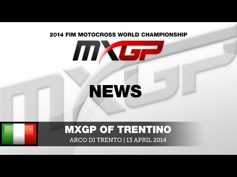 Mxgp Of Trentino 2014 Highlights - Motocross video