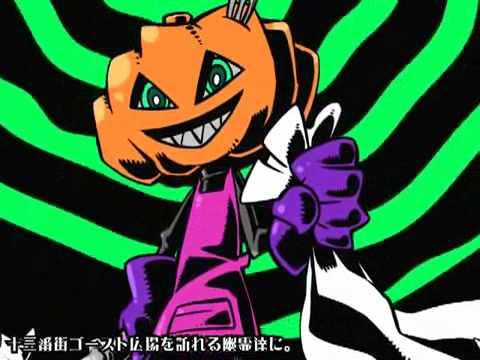 Pumpkin Head Anime Pumpkin Head Spooky Dance