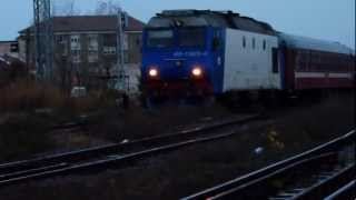 Trenuri - Trains in Oradea Vol.57 (19, 22, 28, 31 10 & 02, 06 11 2012)