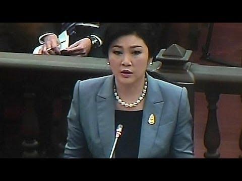 Thailand: Gericht setzt Yingluck Shinawatra und Minister ab