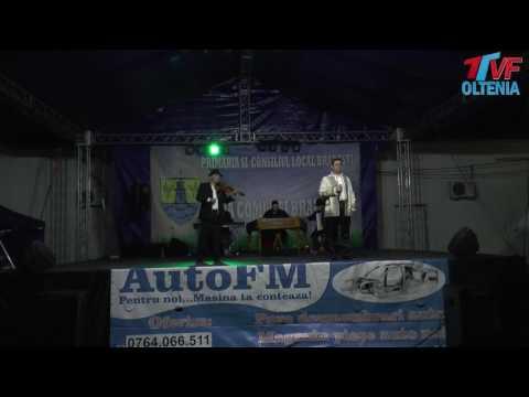 VALENTIN ANDREI ZILELE COM. BRADESTI 2017 COLAJ MUZICA DE PETRECERE HORE SI SARBE