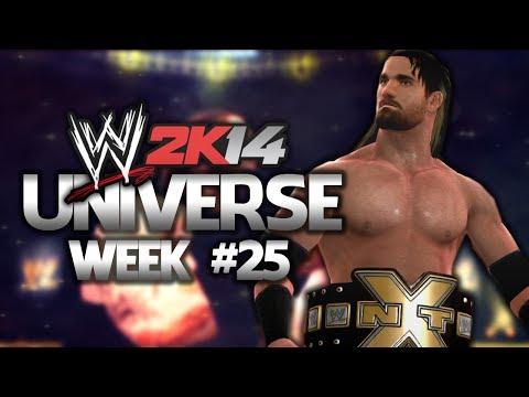 My WWE 2K14 Universe - Week 25 - EPISODE TWENTY SIX / NEW FEUDS