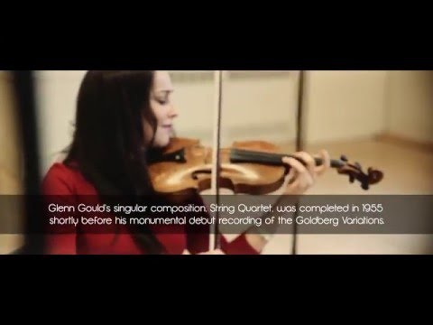 Catalyst Quartet's Bach/Gould Project