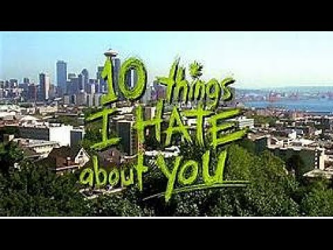 10 Things I Hate About You Filming Locations