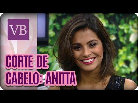 Corte de Cabelo: Anitta – Você Bonita (19/10/16)