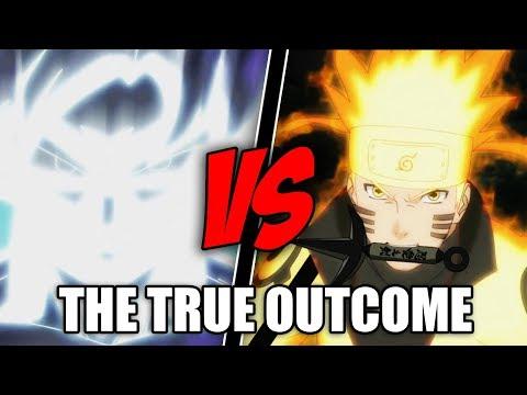 Goku VS Naruto | The Honest Truth
