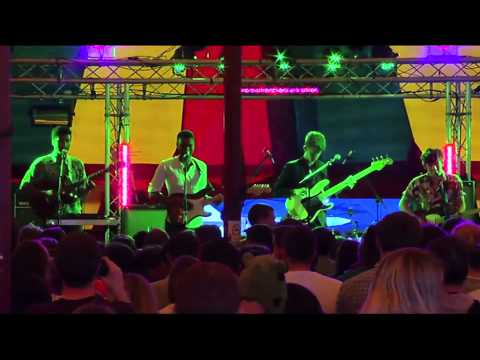 "Theme Park - ""Jamaica"" live at Truck 2012"