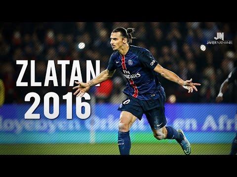 Zlatan Ibrahimovic ● Goals & Skills ● 2015/16 HD