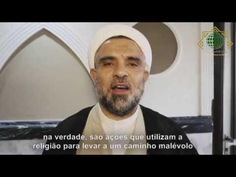 Islam contra a barbárie - Sheikh Mohammad Khalil (Foz do Iguaçu/PR)