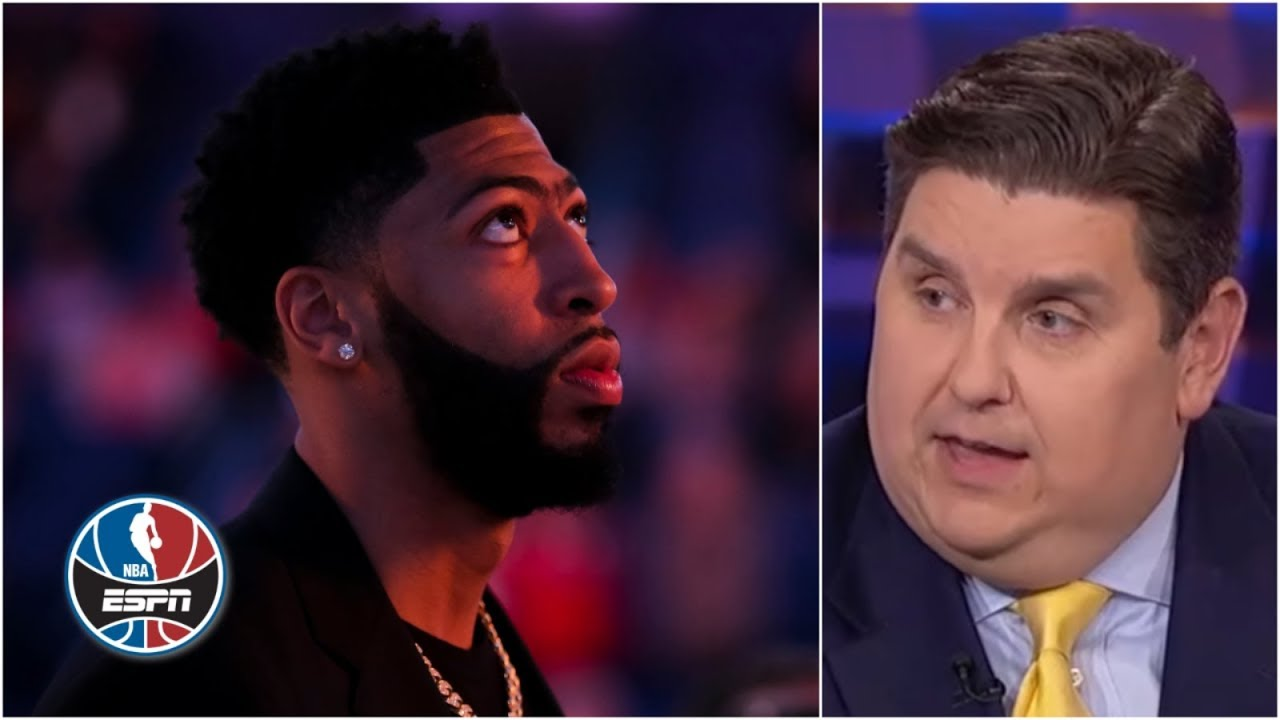 Anthony Davis trade to Lakers likely won't happen before deadline - Brian Windhorst   NBA Countdown