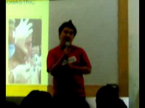 EJ sings angels brought me here(bugoy version hahaha)@SLRC