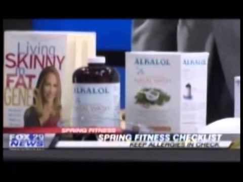 Fitness Expert Says Alkalol Should Be Part Of Your Spring Routine