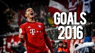 Robert Lewandowski - Inaretable | Goals 15/2016 | HD