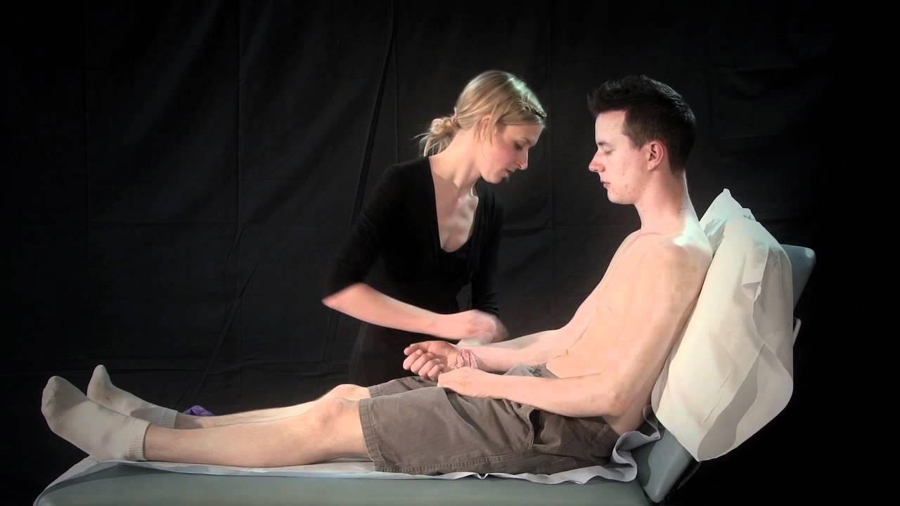 Lymph Gland Examination - YouTube