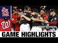 Nationals clinch first World Series trip! | Nationals-Cardina...