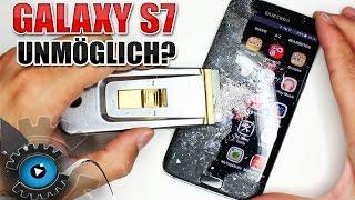 Samsung Galaxy S7 Edge Glas Wechseln UNMÖGLICH?