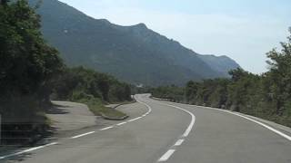 Driving in Croatia 3