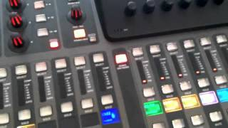 Behringer x32 Tutorial - Rotary knob vs Fader bus sends