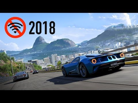 Top 10 Android And IOS (OFFLINE) Racing Games 2018!
