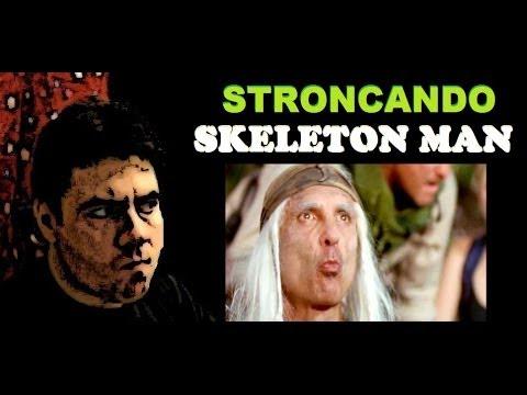 Stroncando Skeleton Man video